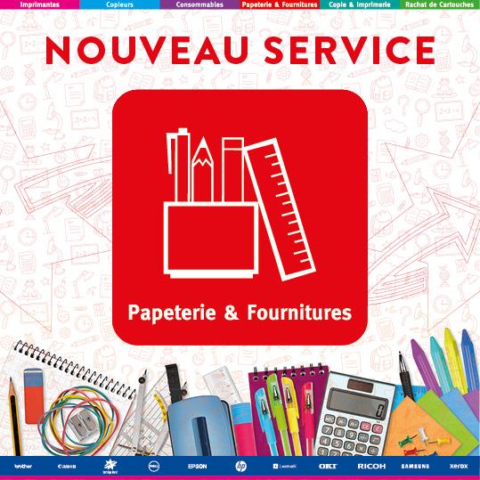 NOUVEAU SERVICE - Fournitures de Bureau