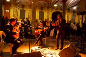 musiciens tango