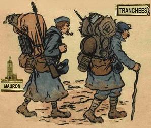 nos archives personnelles de la grande guerre